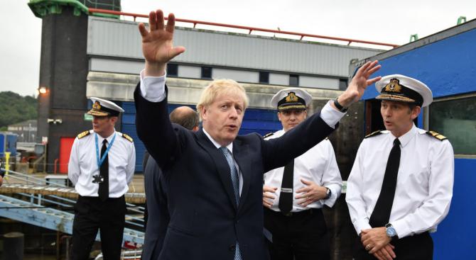 1ac9e239140 Борис Джонсън: Споразумението за Брекзит е мъртво - EU - Новини БГ