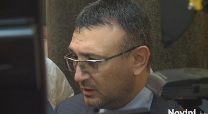 Младен Маринов: Огнищата на АЧС се увеличават