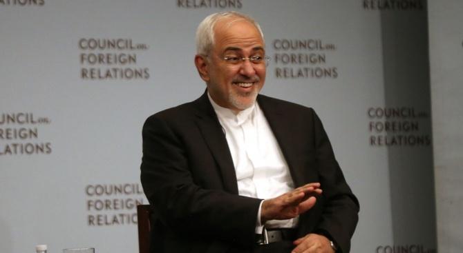 Американското правителство наложи санкции на иранския външен министър Мохамад Джавад