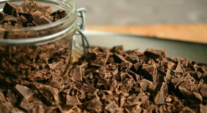 За да не страдате от депресия, яжте натурален шоколад