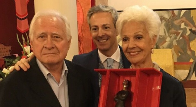 Отличиха Райна Кабаиванска с престижна награда