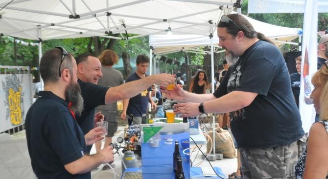 Биреният фест METALHEAD BEER FEST се провежда на 3 и