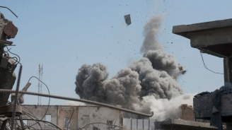Петимаубитипри удар срещуболница в Либия