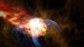 Учени откриха доказателства за сблъсък на неизвестен астероид със Земята
