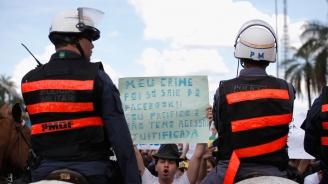 Закопчаха хора за обира на над 700 кила злато в Бразилия