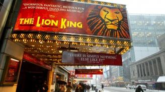 """Филмът """"Цар Лъв"""" остана начело в бокс-офис класацията на Северна Америка"""