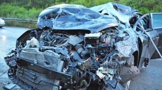 44-годишен шофьор загина на място след челен удар в ТИР