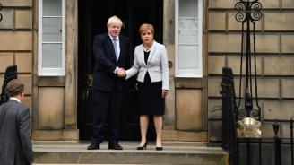 Първият министър на Шотландия: Борис Джонсън цели Брекзит без сделка