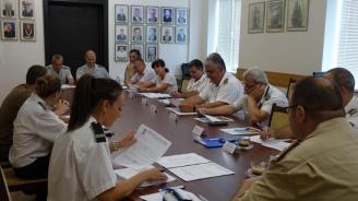 За трета поредна година бяха приети бъдещите военни лекари на България