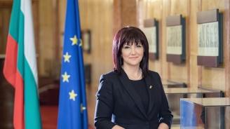 Цвета Караянчева ще присъства на тържествена церемония в Стара Загора