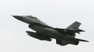 САЩ поздравяват България за покупката на F-16