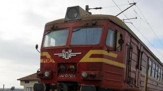 Аварира локомотив на БДЖ в района на Драгоман