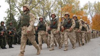 Завърнаха се военнослужещите от първия български военен контингент, участвал в небойната мисия на НАТО в Ирак