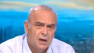 Костадин Паскалев: Няма да съм кандидат за кмет на София