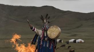 Шамани се молеха за дъжд в Сибир
