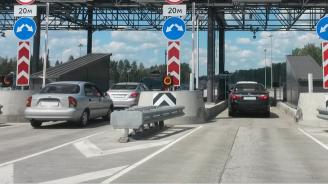 Временно е затруднено движението по околовръстния път на Пловдив