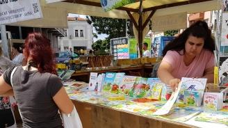 """Във Варна стартира 10-то юбилейно издание на """"Алея на книгата"""""""