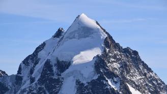 800 млн. тона лед се разтопиха от Алпите през последните дни