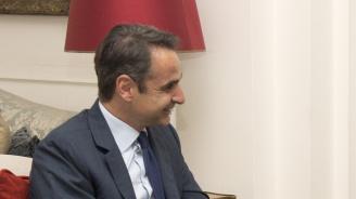 Гръцкият премиер почувства трус