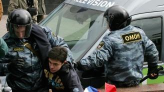 Германия призова Русия бързо да освободи задържаните на протеста в Москва
