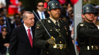 Реджеп Ердоган: Ще проведем акция в Северна Сирия