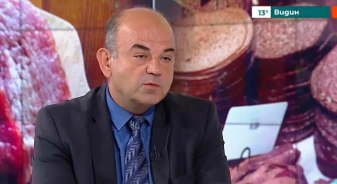 Владимир Иванов: Покачването на цената на свинското месо е изцяло вредна спекула
