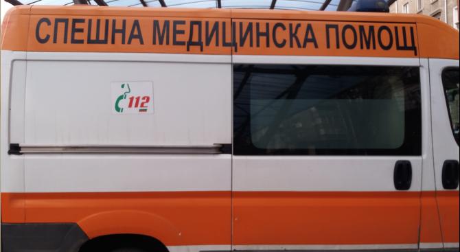 Осем души са откарани в УМБАЛ - Бургас, след катастрофата