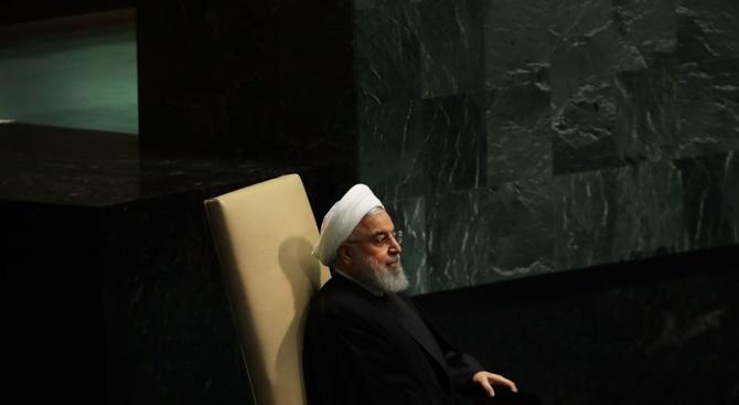 Президентът на Иран Хасан Роухани увери, че Техеран подкрепя преговорите