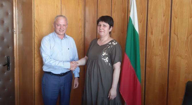 Прокурор Диляна Стоянова встъпи официално днес в длъжност административен ръководител