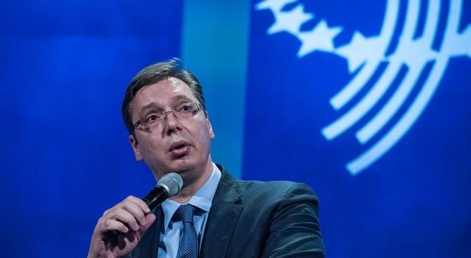 Сърбия води трудни преговори със Запада, който очаква косовският въпрос