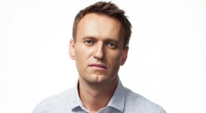 Русия блокира банкови сметки, свързани с Алексей Навални