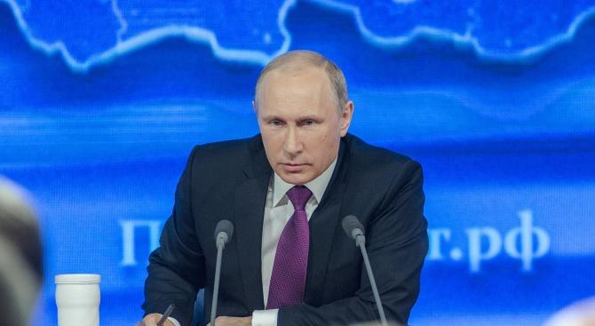 Президентът Саули Нийнистьо заяви в четвъртък, че руският президент Владимир