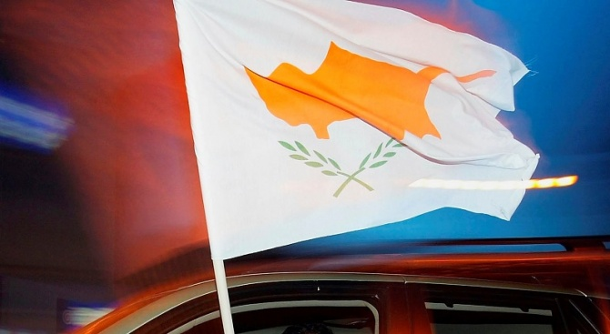 Президентът на Република Кипър Никос Анастасиадис и лидерът на кипърските