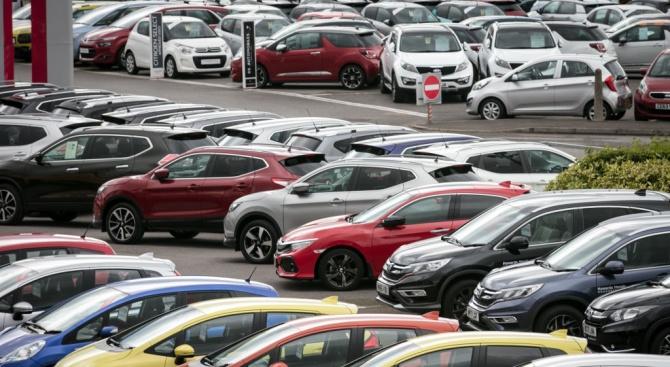 Снимка: Евростат: България има дял едва от 0,2% от регистрациитена нови автомобили в ЕС през 2018 г.