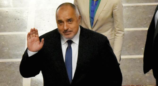 Министър-председателят Бойко Борисов пристигна в Туркменистан, където водената от него