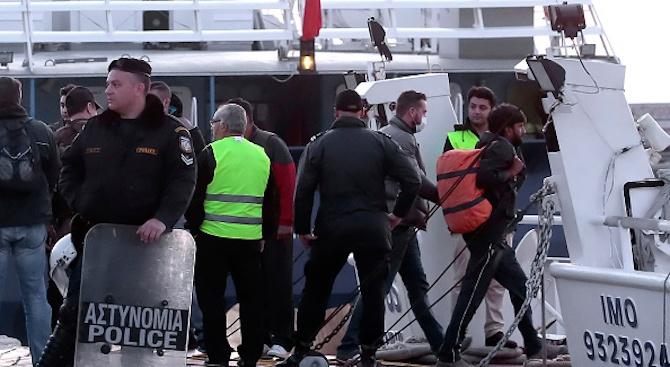 Малта обяви днес, че ще приеме 39 мигранти, спасени през
