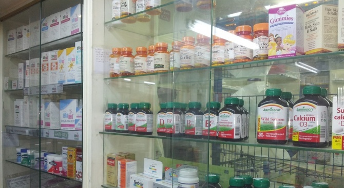 1/3 от аптеките все още са извън системата срещу фалшивите лекарства