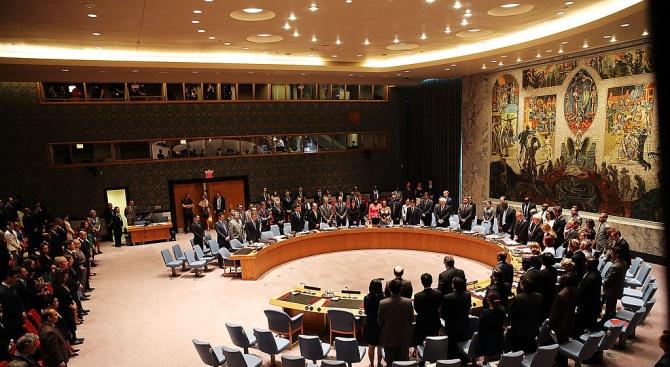 Съветът за сигурност на ООН започна извънредното си заседание с