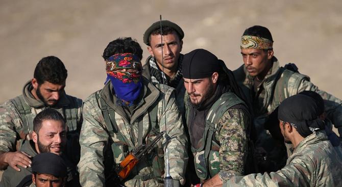 Сирийската армия превзе стратегически град в офанзива срещу бунтовинците