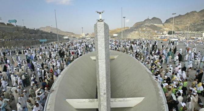 Около 2,5 милиона поклонници взеха днес участие в символично убиване