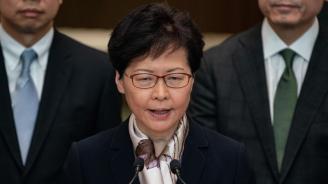 Главният администратор на Хонконг няма да подаде оставка
