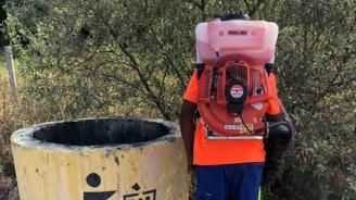 """Дезинфекцират АМ """"Марица"""" срещу африканската чума"""