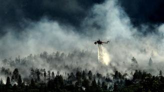 Пожарите в Сибир се разрастват