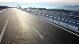 "Промяна в движението на автомагистрала ""Тракия"""