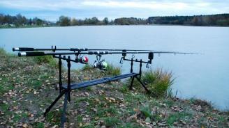 Рибари: Тази година комарите са като птеродактили