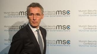 Трябва да реагираме на засилването на Китай, заяви генералният секретар на НАТО в Австралия