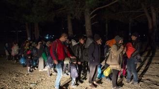 Задържаха 46 нелегални мигранти край Измир