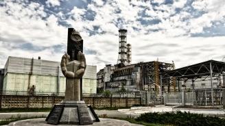 Без водка в Чернобил