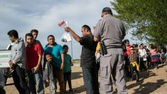 В САЩ задържаха близо 700 работещи нелегални мигранти