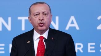 Реджеп Ердоган ядоса руски сепаристи в Крим